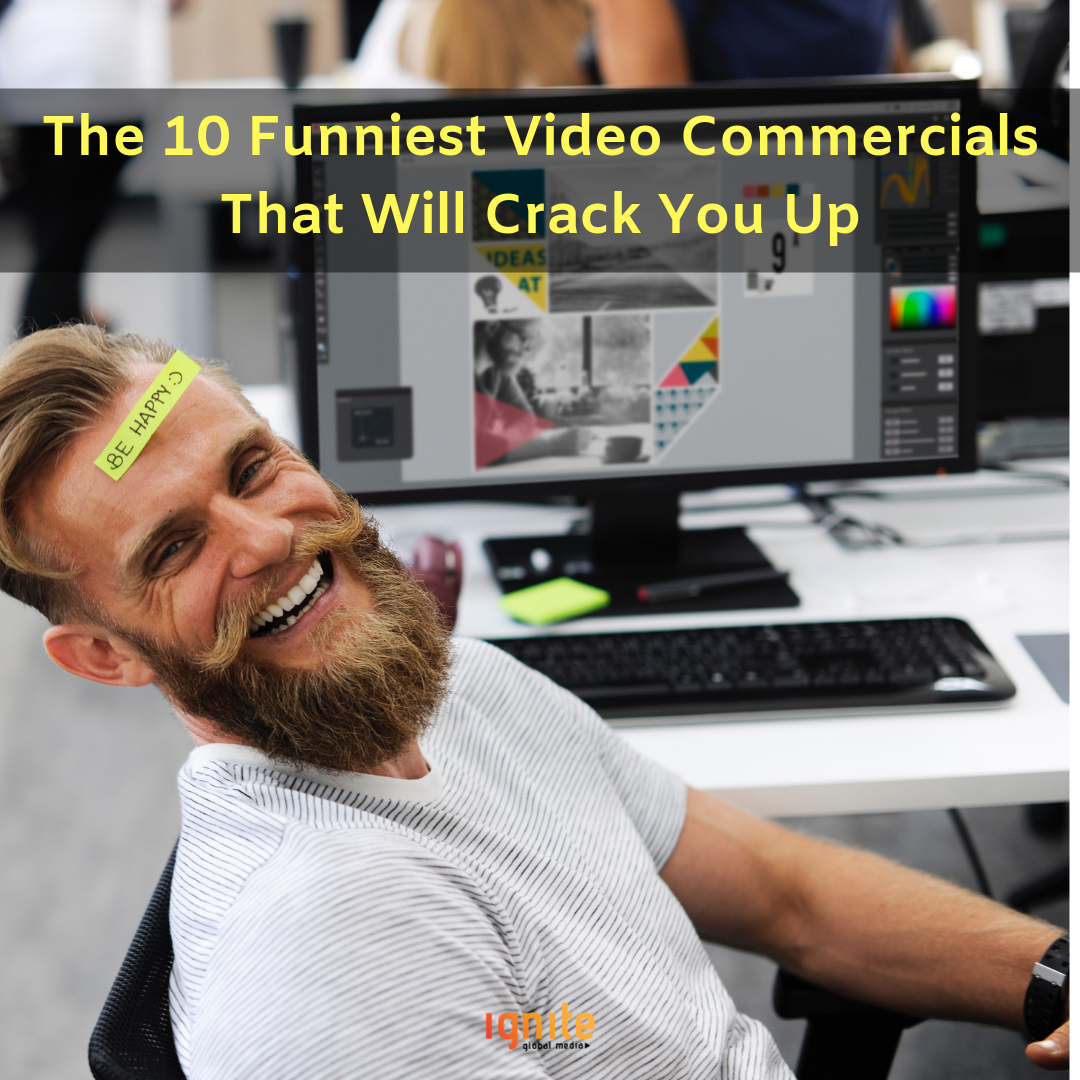 10 funniest commercials
