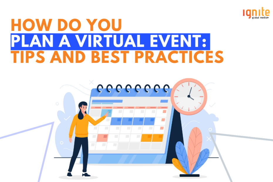 how do you plan a virtual event